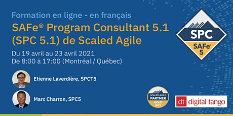 Implementing SAFe® with SPC 5.1 billets