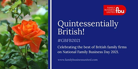 Quintessentially British Family Business tickets