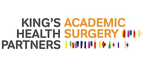 King's Health Partners Academic Surgical Grand Round Programme 2021 tickets