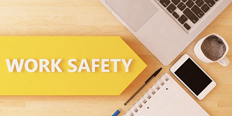 Looking after your people and creating a safe environment at work tickets