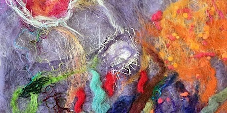 Explore Felt-making with Fibres and Fabrics tickets