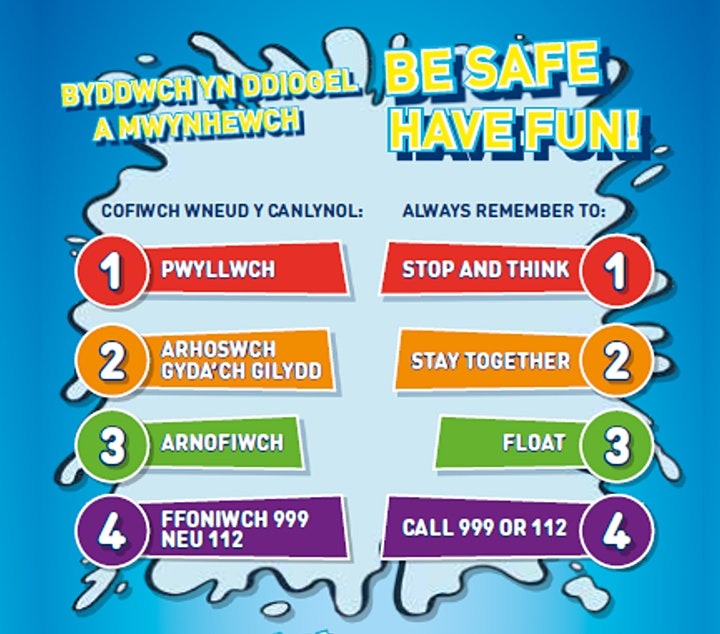 Water Smart and Learn to Swim Wales with the RNLI image