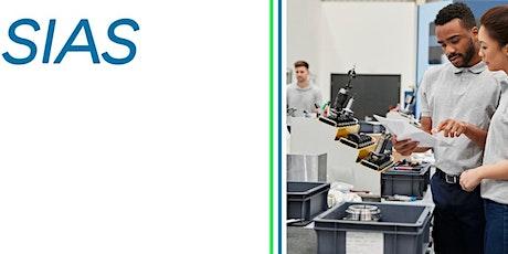 SIAS: Science Manufacturing Process Operative Level 2 - Webinar biglietti