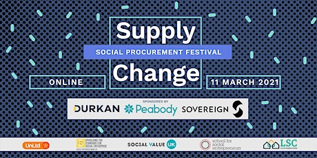 Social Procurement Festival 2021 tickets