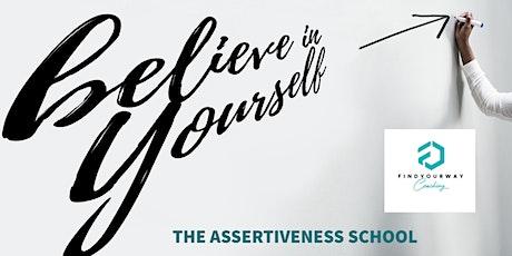 The Assertiveness School tickets
