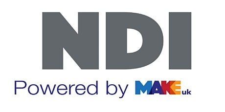 NDI - How to improve Manufacturing Productivity tickets