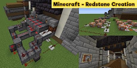 Minecraft Redstone Creation tickets