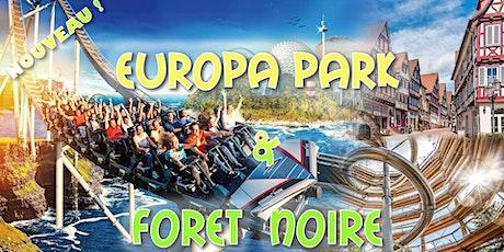 Week-end EuropaPark & Forêt Noire 2021 ☼ nouveau ☼ tickets