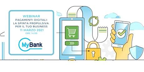 Pagamenti digitali: la spinta propulsiva per il tuo business nel 2021 biglietti