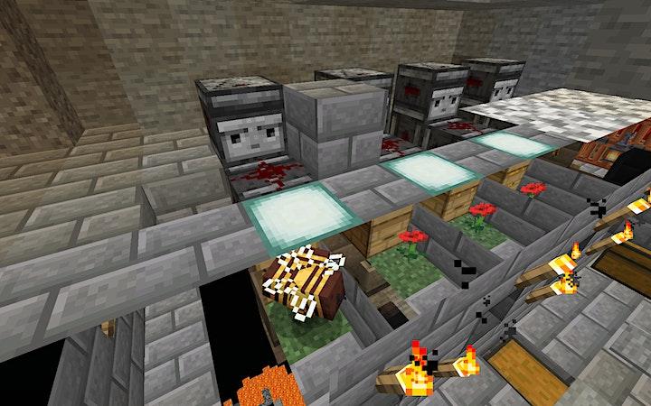 Minecraft Redstone Creation image