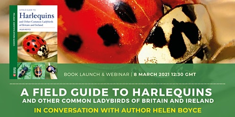 Book Launch: A Field Guide to Harlequins by Helen Boyce tickets