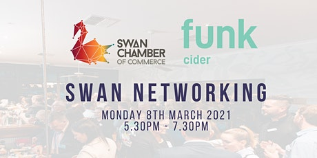 Swan Networking  @ FUNK Cider tickets
