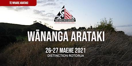 2021 Te Wānanga Arataki - NKAI Leadership Conference tickets
