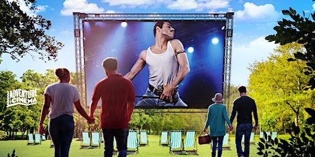 Bohemian Rhapsody Outdoor Cinema Experience in Colwyn Bay tickets