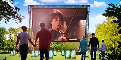 Harry Potter Outdoor Cinema Experience in Colwyn Bay tickets