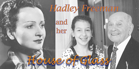 "2GN Book Club: Hadley Freeman dicussing her book ""House of Glass"" with Q&A tickets"
