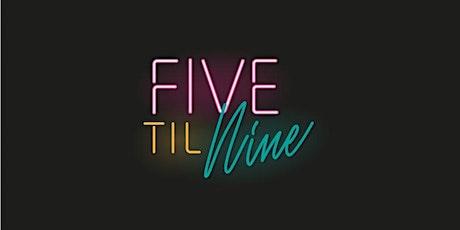 "Five 'Til Nine Presents... ""WHODUNNIT?!"" tickets"