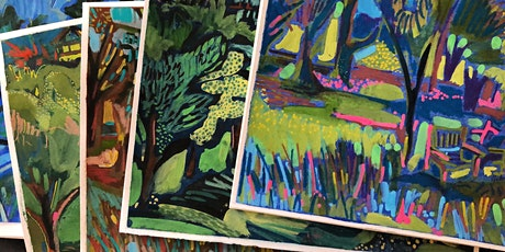 Mark Making with Artist Christabel Forbes tickets