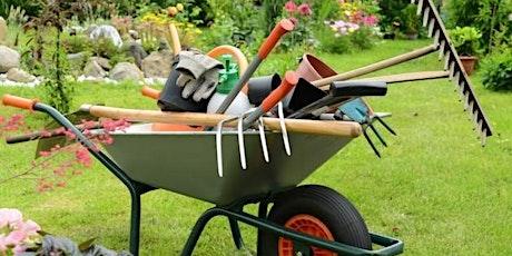 Les Samedis de Jardinage. Tout apprendre sur la taille et le jardinage. billets