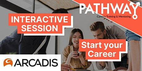 Interactive Session with Arcadis - Find your Career tickets