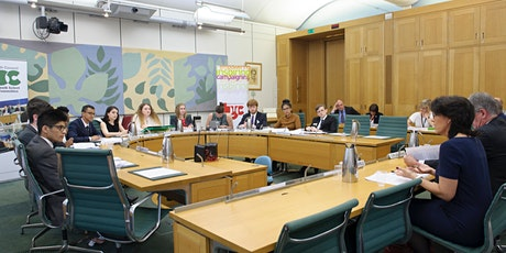 How do Select Committees work? How can your pupils get involved? tickets
