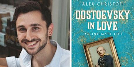 Alex Christofi presents Dostoevsky in Love tickets