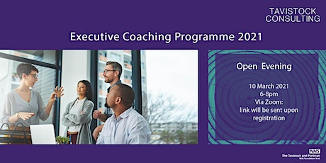 Executive Coaching Programme tickets