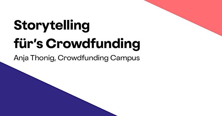 Storytelling für Crowdfunding-Kampagnen: Bild