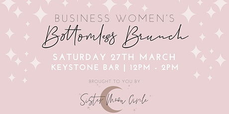 Women in Business Bottomless Brunch tickets