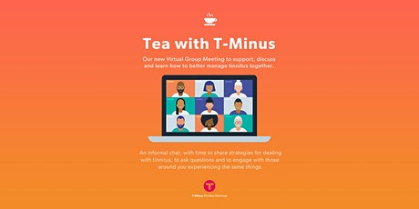 T-Minus - Tinnitus Wellness  - Virtual Support Group - April tickets