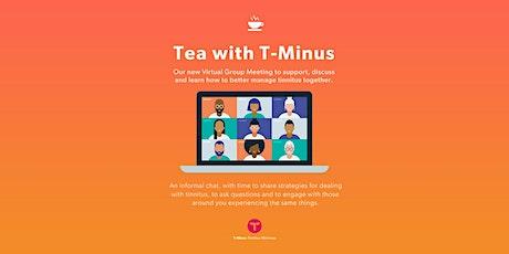 T-Minus - Tinnitus Wellness  - Virtual Support Group - July tickets