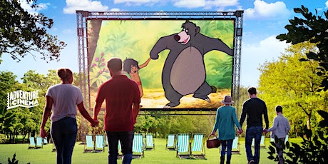 The Jungle Book Outdoor Cinema Experience at Wollaton Hall in Nottingham tickets