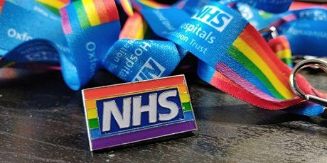Developing LGBT+ Staff Networks in the NHS tickets