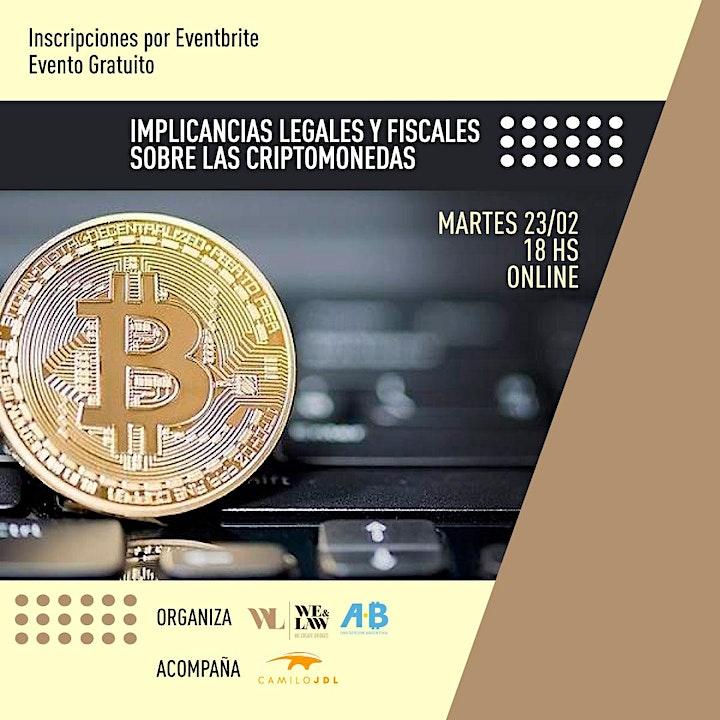 Imagen de Implicancias legales y fiscales de las criptomonedas