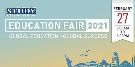 Study International Education Fair 2021 tickets