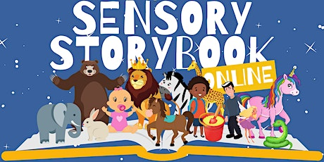 Sensory Storybook Online - A Journey With Mr Grumpy tickets