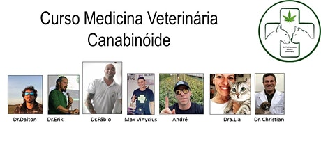 Curso de Canabinologia na Medicina Veterinária bilhetes