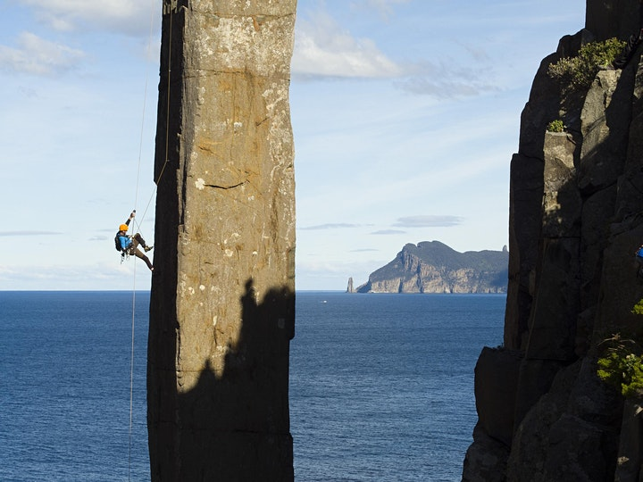 ShAFF Online – Paul Pritchard - Totem Pole-Surviving The Ultimate Adventure image