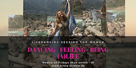 Lifedancing for Women Tickets