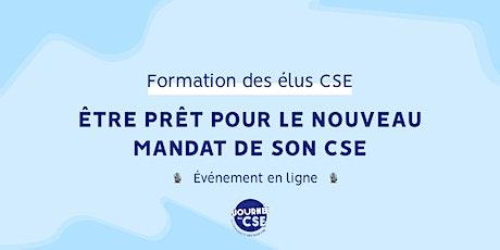Être prêt pour le nouveau mandat de son CSE billets