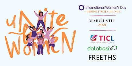International Women's Day 2021 billets