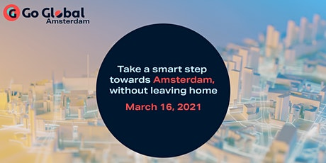 Go Global Amsterdam (for BE startups) tickets