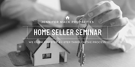 FREE- Virtual Home Seller Seminar tickets
