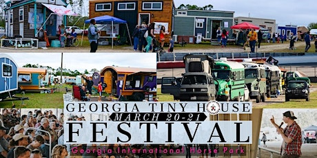 Georgia Tiny House Festival 2021 tickets