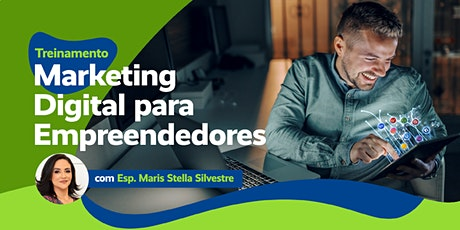 Marketing para Empreendedores ingressos