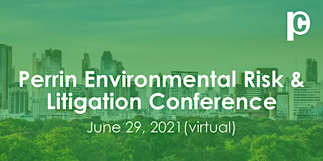 Environmental Risk & Litigation Conference (Virtual) tickets