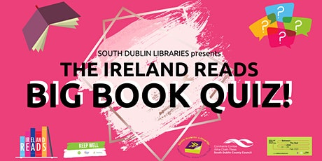 Ireland Reads: The Big Book Quiz tickets