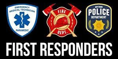 Mental Health First Aid for the First Responder Community tickets