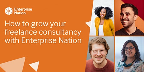 How to grow your freelance consultancy with Enterprise Nation tickets