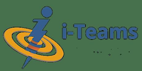 Development i-Teams Easter term presentations tickets